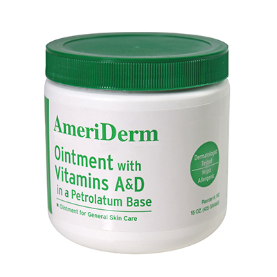 Ointment with Vitamin A&D